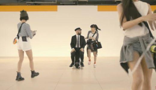 OK GoのPVに出てるPerfumeがカッコいい!