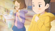 YKKのショートアニメおもろっ!エンディングテーマがPerfumeのHurly Burlyだしね!