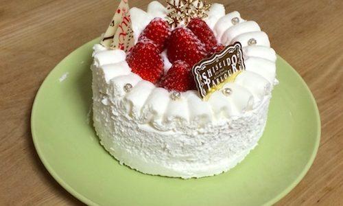 資生堂パーラーのケーキの味、そしてイノセントワールド