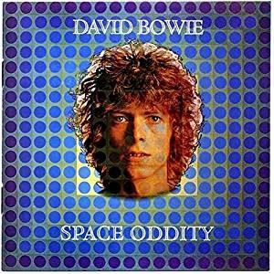 人間を虜にする?宇宙を歌う:David Bowie「Space Oddity」①