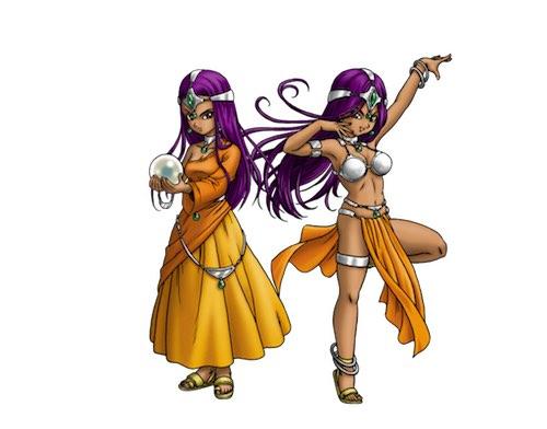 さあ一緒に戦うぞ!至上最高のゲーム音楽:DQ IVジプシーダンス | かしゆかわいい.com