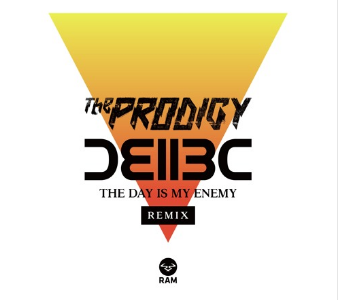 "The Prodigy ""The Day Is My Enemy""おもしろ!!"