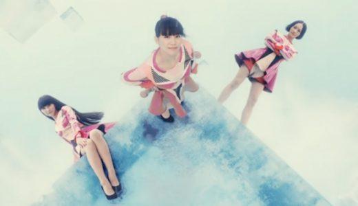 ユニクロがPerfume画像に隠し要素を潜ませていた