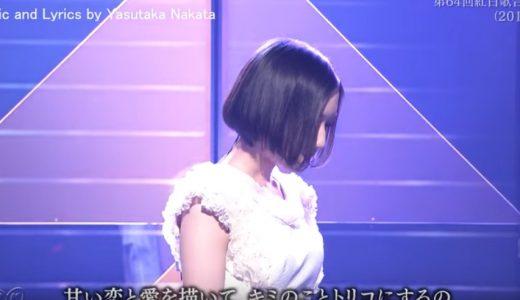 第64回紅白歌合戦「Magic of Love」(2013)ノーカット版【Perfume×TECHNOLOGY】がすごすぎる