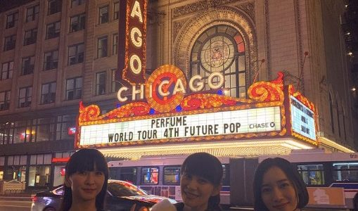 Perfume in Chicago2019