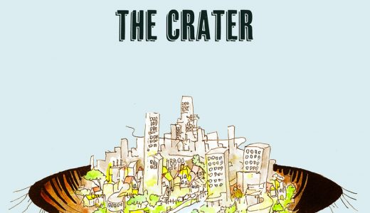 ダジャレマジック・集団行動『THE CRATER』